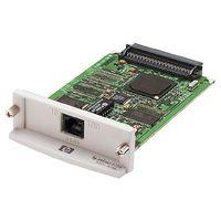 HP Jetdirect 615n Jetdirect, Ethernet LAN, IEEE 802.3u, 10, 100 Mbit/Sek, 8 MB, 2 MB, 72g