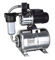 TIP Hauswasserwerk HWW INOX 1300 Plus F Gartenpumpe Pumpe + Vorfilter