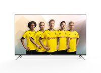 CHiQ 4K Ultra HD LED TV 126cm (50 Zoll) U50G7U, Triple Tuner, HDR10 Android Smart TV