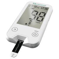 Medisana Blutzucker-Messgerät MediTouch 2 Weiß mg/dL