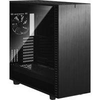 Fractal Design Define 7 XL - Midi Tower - PC - Stahl - Schwarz - ATX - EATX - micro ATX - Micro-ITX