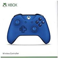 MS Xbox One Branded Wireless Controller Blue