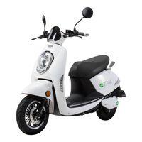 E-Roller Roma 45 km/h
