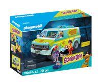 PLAYMOBIL Scooby Doo! 70286 Mystery Machine