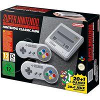 Nintendo Classic Mini: Super Nintendo - Die Mini-16-Bit-Konsole mit 21 fest installierten Spielen