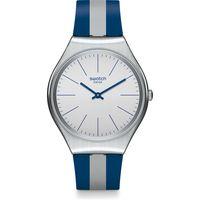 Swatch Skinspring Blue Grey Uni Watch SYXS107