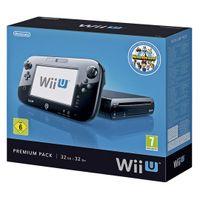 Wii U Grundgerät Premium Pack 32GB(schwarz)+N.Land