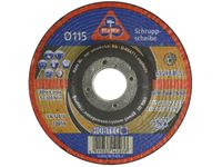 Hobtec-Schruppscheibe Stahl, 125x6 mm