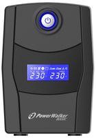 Bluewalker VI 800 STL - Line-Interaktiv - 800 VA - 480 W - Sine - 162 V - 290 V