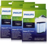 3 x Saeco Philips AquaClean CA6903/00 Kalk Wasserfilter für Espressomaschinen