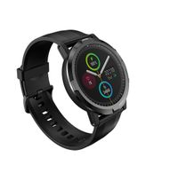 2021 Xiaomi Youpin Haylou RT LS05S Smartwatch Global Neueste Version Herzfrequenzmesser Sportuhr IP68 Wasserdichter Fitness-Tracker