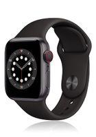 Apple Watch Series 6 GPS + Cell 40mm Gray Alu Black Sport Band