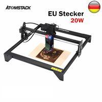 ATOMSTACK A5 20W Laser Graviermaschine, 410 * 400 mm, Eu Stecker