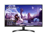 """LG 32"""" - 32QN600-B (IPS; 16:9; 2560x1440; 5ms; 350cd; HDMIx2; DP; USB-C, sRGB99%; FreeSync; HDR10)"""
