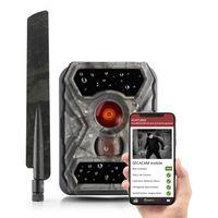 SECACAM HomeVista mobile - Wildkamera mit SIM-Karte, sendefähig (4G/LTE) mit Handy-Übertragung & App