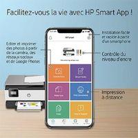HP OfficeJet 8015 3-in-1-Drucker - Tintenstrahl - Farben - WLAN