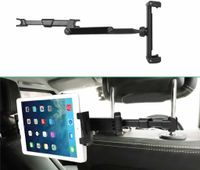 Tablet Halterung Auto Kopfstütze, Universal Ausziehbare KFZ Kopfstützen Halterung Unterstüzt Kompatibel mit 4,7-12,9 Zoll
