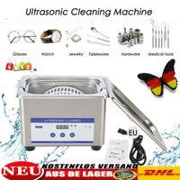 800ML Digital Ultraschall Brillen Reiniger Ultraschallreinigungsgerät Cleaner Ultraschallreiniger Ultraschallbad