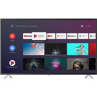 Sharp 4K Ultra HD LED TV 127cm (50 Zoll) 50BL3EA, Triple Tuner, HDR, Android Smart TV