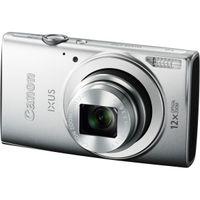 Canon IXUS 170 - Digitalkamera - Kompaktkamera - 20.0 Mpix - 12 x optischer Zoom - Silber