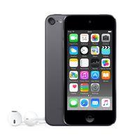 Apple iPod touch 128GB, MP4-Player, 128 GB, Lightning, Integrierte Kamera, Grau, Kopfhörer enthalten