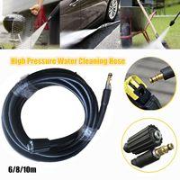 6m Hochdruck-Wasserreinigungsschlauch fuer Karcher K2, K3, K4, K5 Gartenfahrzeug-Reinigungswerkzeuge
