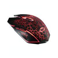 Trust GXT107 IZZA Wireless Mouse, Farbe:Schwarz