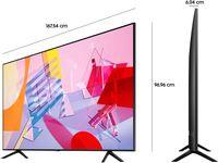 Samsung 4K Ultra HD QLED TV 189cm (75 Zoll) GQ75Q60TGU, Sprachassistenten, Smart-TV, HDR10+