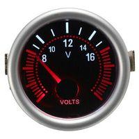 52mm LED Auto Digital Voltmeter Anzeige zusatzinstrument Spannungsanzeige