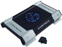 Crunch MXB-1750Di Digital Monoblock 1 Kanal 1750 Watt max an 1 Ohm Endstufe