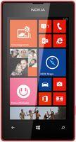 Nokia Lumia 520, Single SIM, Windows Phone, MicroSIM, GPRS, GSM, HSPA, WCDMA, Micro-USB B