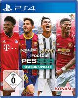eFootball PES 2021 Season Update - Konsole PS4
