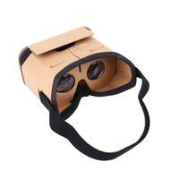 DIY Virtual Reality VR Pappkarton Head Mount Headset 3D-Brille fš¹r Phon