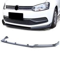 CUP Frontspoiler Lippe Carbon Look für VW Polo 6C 14-17