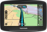 TomTom Navi Start 42 EU 10,92cm (4,3 Zoll), Touchscreen, TMC, Spurassistent, Farbe: Schwarz