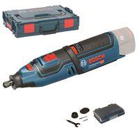 Bosch Akku-Rotationswerkzeug GRO 10,8 V-LI, Solo Version, L-BOXX 06019C5002