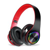 Weihnachts Geschenk,Drahtlose Bluetooth-Kopfhörer Kopfmontiert Geräuschunterdrückendes Stereo-Kopfhörer-Headset