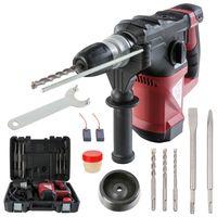 3-in-1 Bohrhammer  1500 W - direkt vom Hersteller