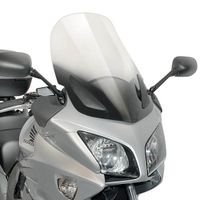 GiVi Windschild transparent, 540 mm hoch, 395 mm breit für verschiedene Honda Modelle
