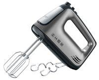 SEVERIN Handmixer HM 3832 400 W grau-metallic / schwarz