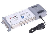 DUR-line Multischalter MS 5/12 G-HQ bis 12 Teilnehmer
