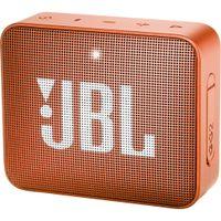 JBL GO2 Tragbarer Bluetooth Lautsprecher, Farbe: Orange