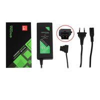 Patona 2 in 1 Ladegerät für Sony BP-95W BP-190WS mit Stromkabel DSR 250P 600P 650P 652P BP-95W BP-190WS