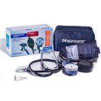 Blutdruckmessgerät Aneroid Analog Manual Universal Oberarm Manschette Stetoskop