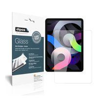 2x Apple iPad Air 10.9 Zoll (2020) Schutzfolie - Anti-Shock 9H Folie dipos Glass