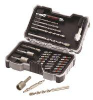 Bosch 35tlg. Bohrer- und Schrauberbit Set für Beton 2607017326