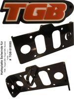 Original TGB Blade 525 FLE IRS Offroad Anbauplatte für Seilwinde