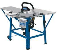 Scheppach Tischkreissäge TS310 400V 2800 Watt 2.Blatt +VL Ø315