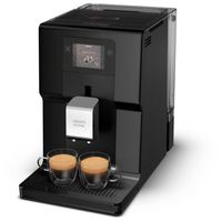Krups EA8738 Intuition Preference Kaffee-Vollautomat schwarz Touch-Farbdisplay 1450W