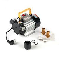 60L/min Heizölpumpe Dieselpumpe Selbstansaugend Ölabsaugpumpe 230V